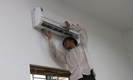 Lắp đặt điều hòa tại petro Thái Bình LH 0936.638.417